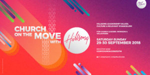 CHURCH ON THE MOVE 2018