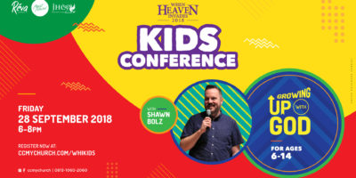KIDS CONFERENCE 2018